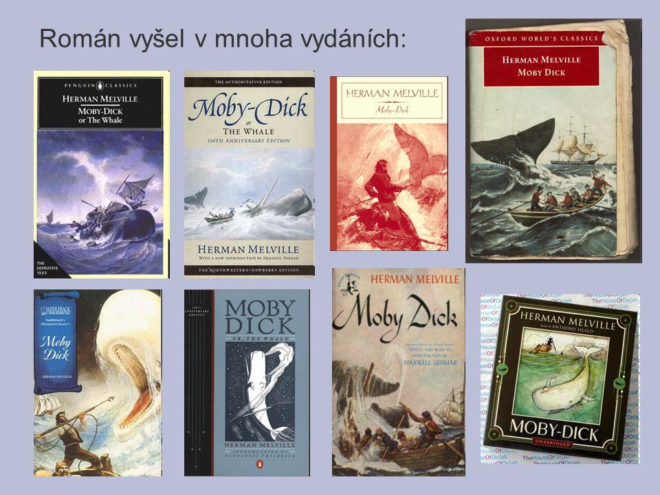 Román vyšel v mnoha vydáních: