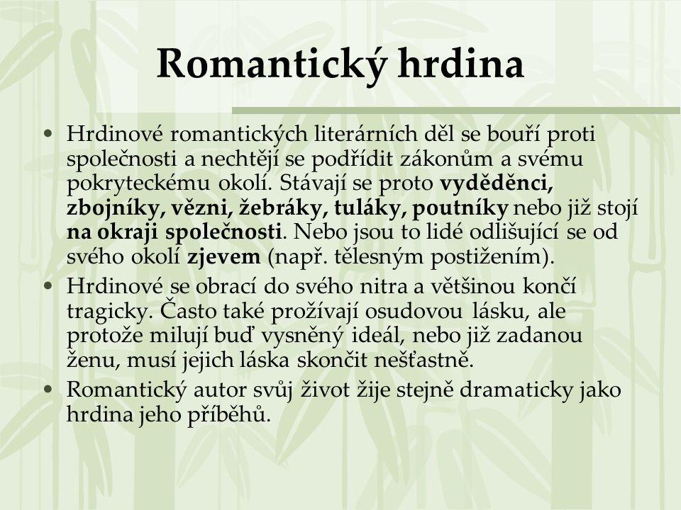 Romantický hrdina