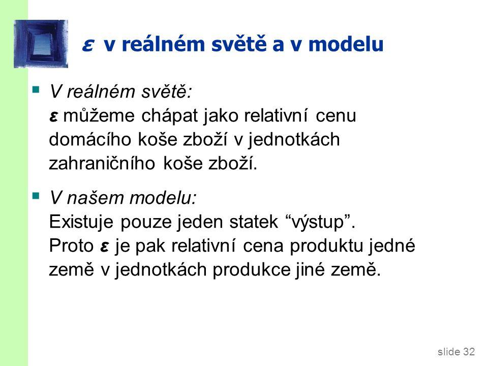 Reálný směnný kurz ČR vůči EA12