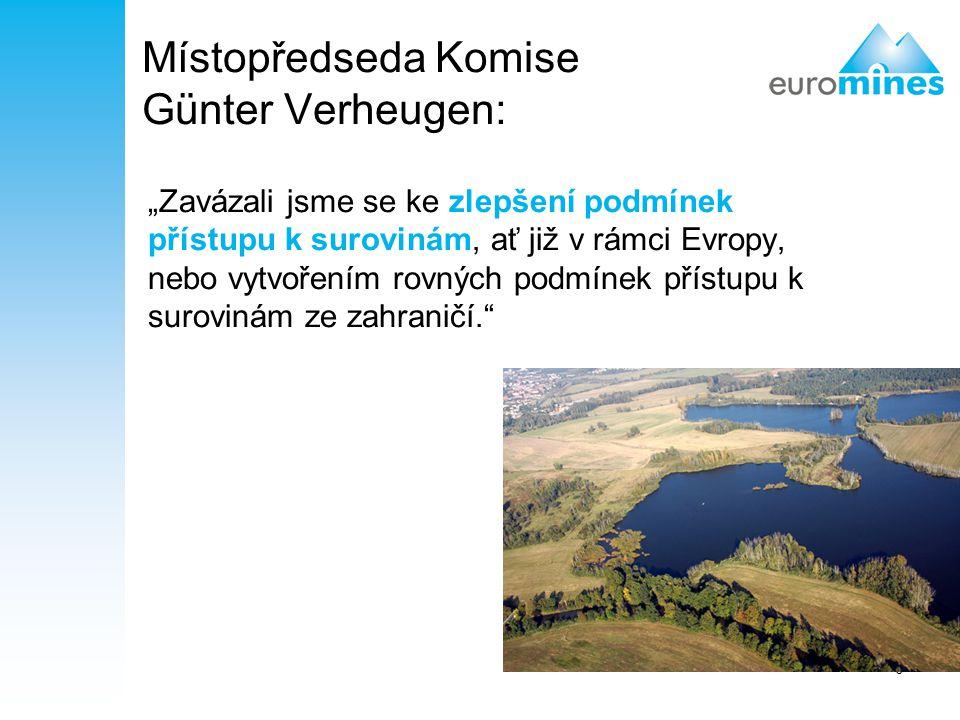Místopředseda Komise Günter Verheugen:
