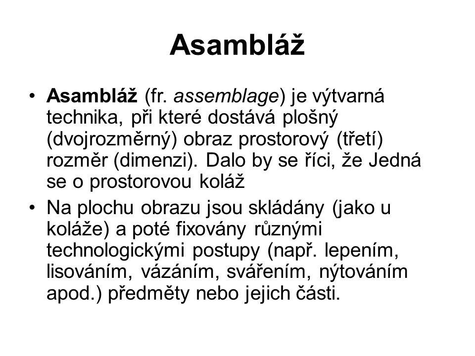 Asambláž