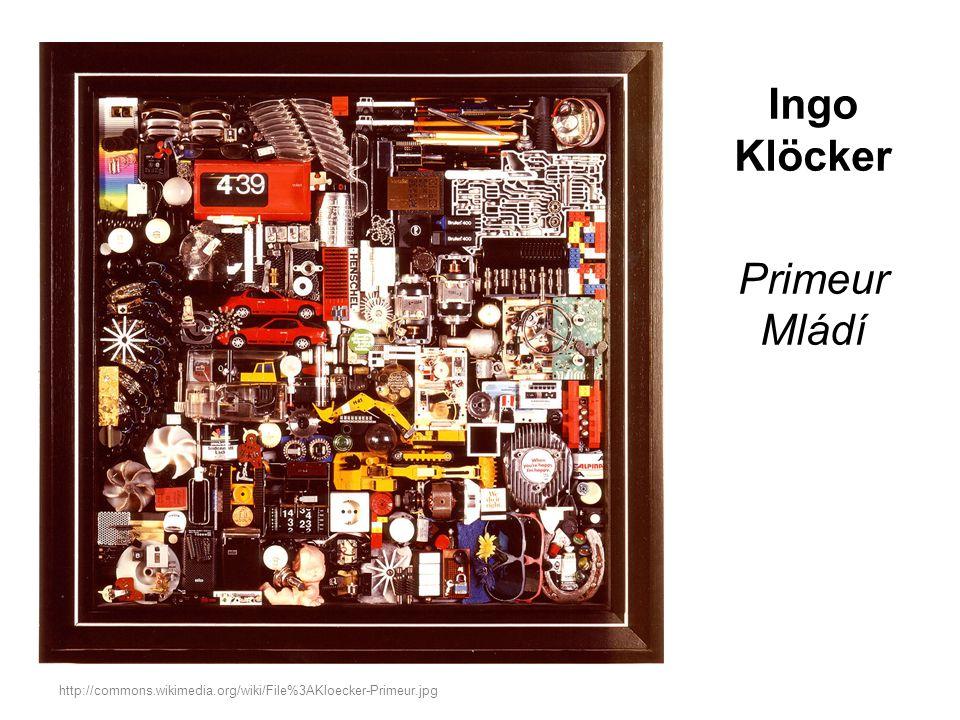 Ingo Klöcker PrimeurMládí