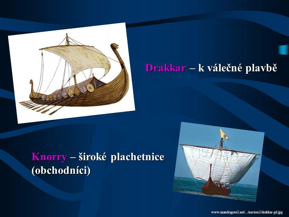 Drakkar – k válečné plavbě