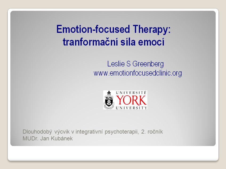 Dlouhodobý výcvik v integrativní psychoterapii, 2. ročník
