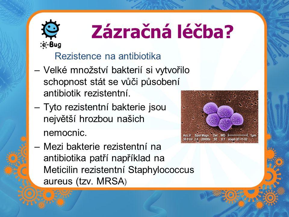 Rezistence na antibiotika