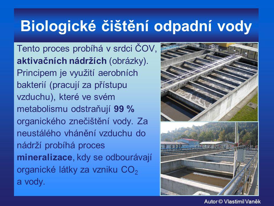 Biologické čištění odpadní vody