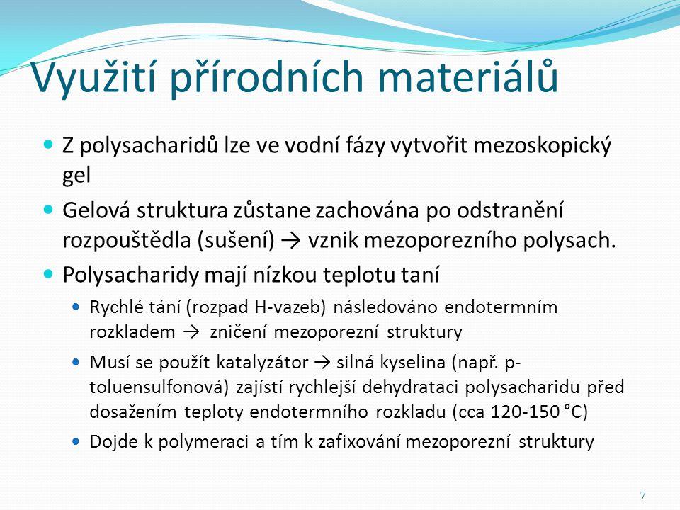 Využití přírodních materiálů