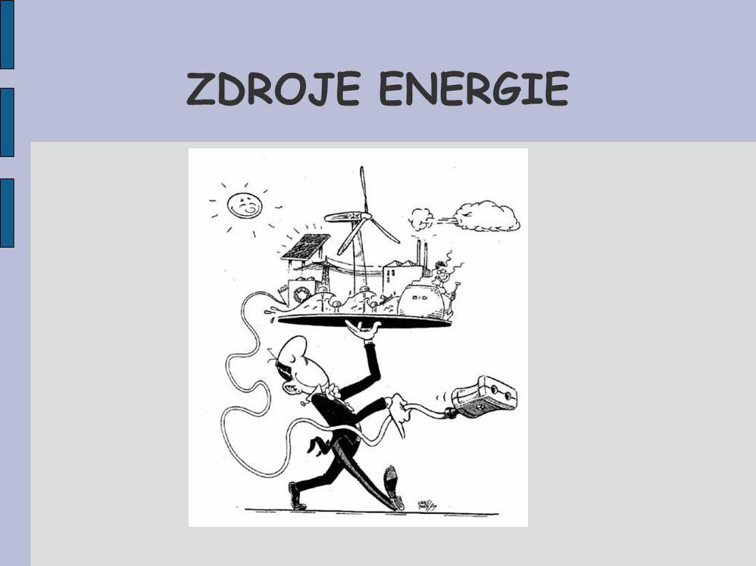 ZDROJE ENERGIE