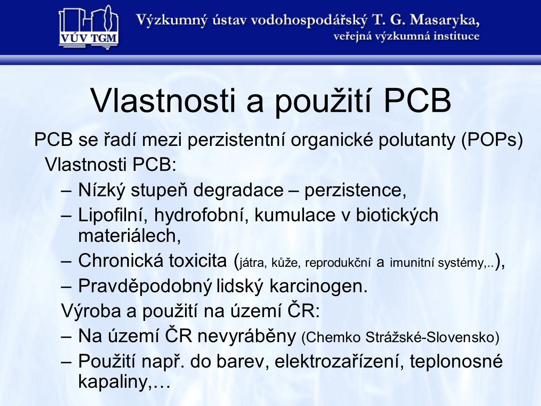 Vlastnosti a použití PCB