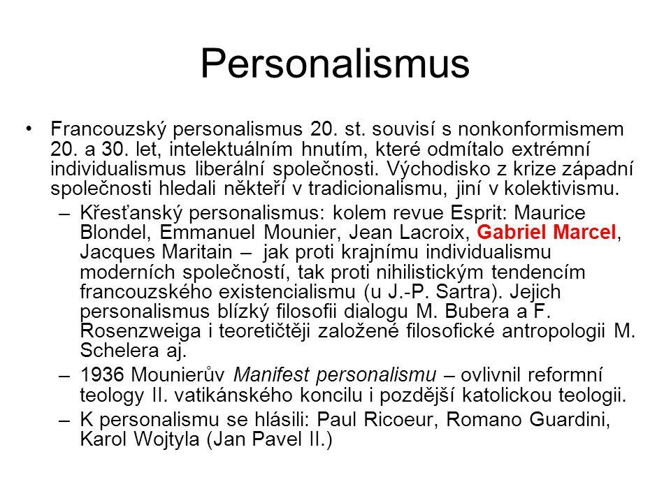 Personalismus