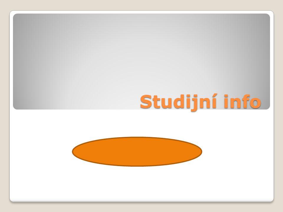 Studijní info