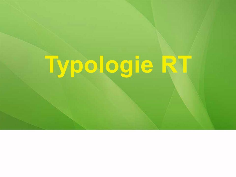 Typologie RT