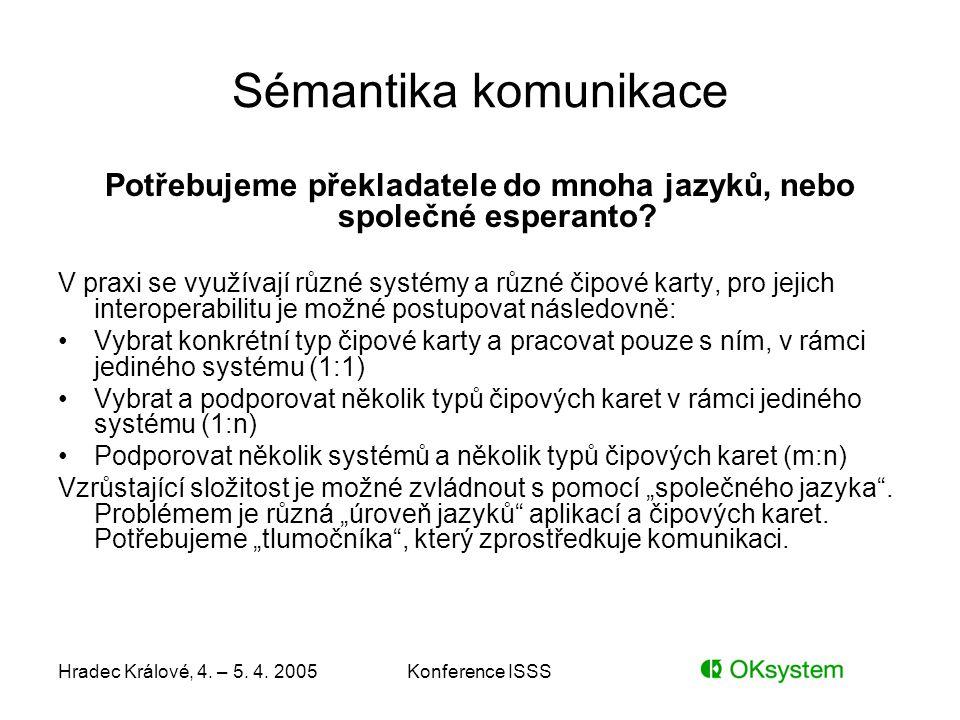 Potřebujeme překladatele do mnoha jazyků, nebo společné esperanto