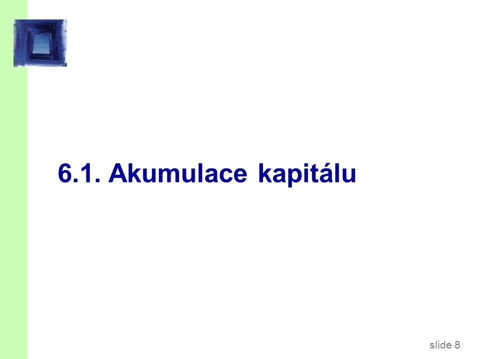 Produkční funkce Agregátní: Y = F (K, L)