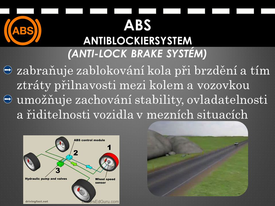 (ANTI-LOCK BRAKE SYSTÉM)