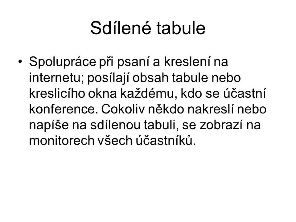 Sdílené tabule