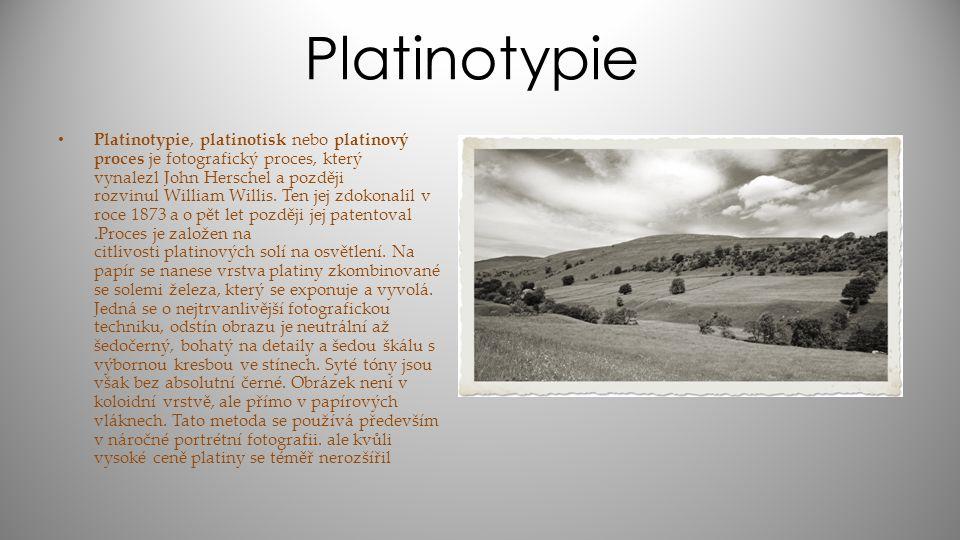 Platinotypie