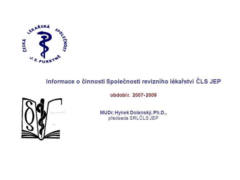 Informace o činnosti Společnosti revizního lékařství ČLS JEP