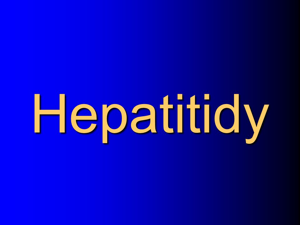 Hepatitidy 48
