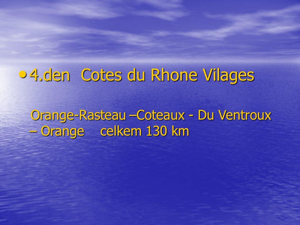 4.den Cotes du Rhone Vilages