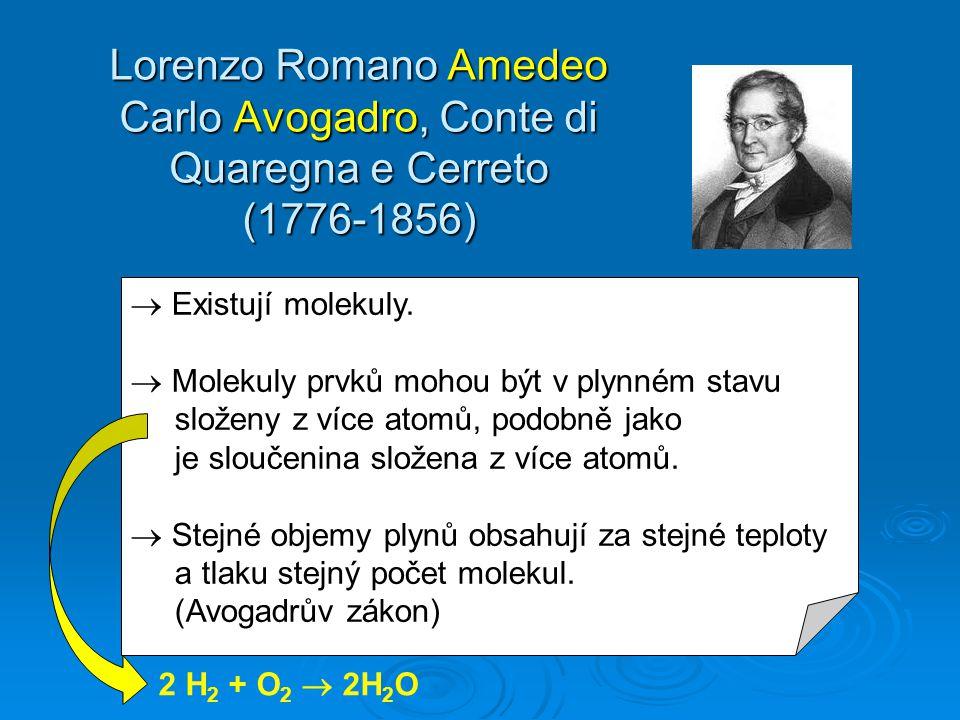 Lorenzo Romano Amedeo Carlo Avogadro, Conte di Quaregna e Cerreto (1776-1856)