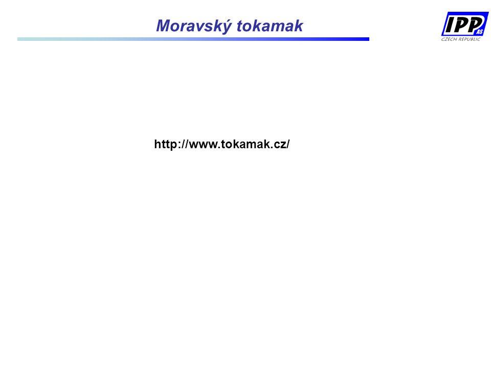 Moravský tokamak http://www.tokamak.cz/