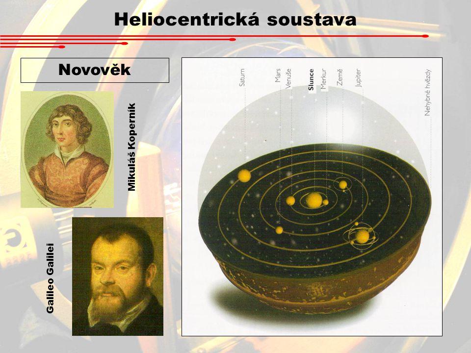 Heliocentrická soustava