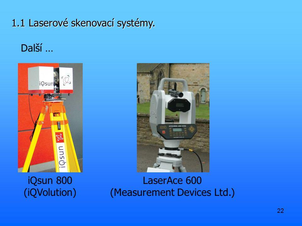 (Measurement Devices Ltd.)