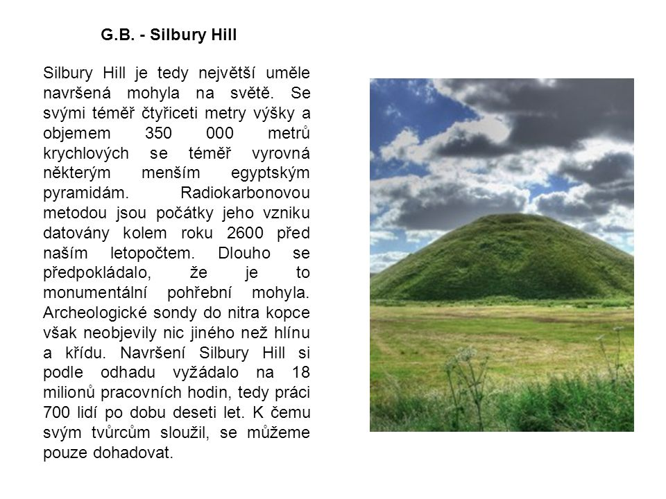 G.B. - Silbury Hill