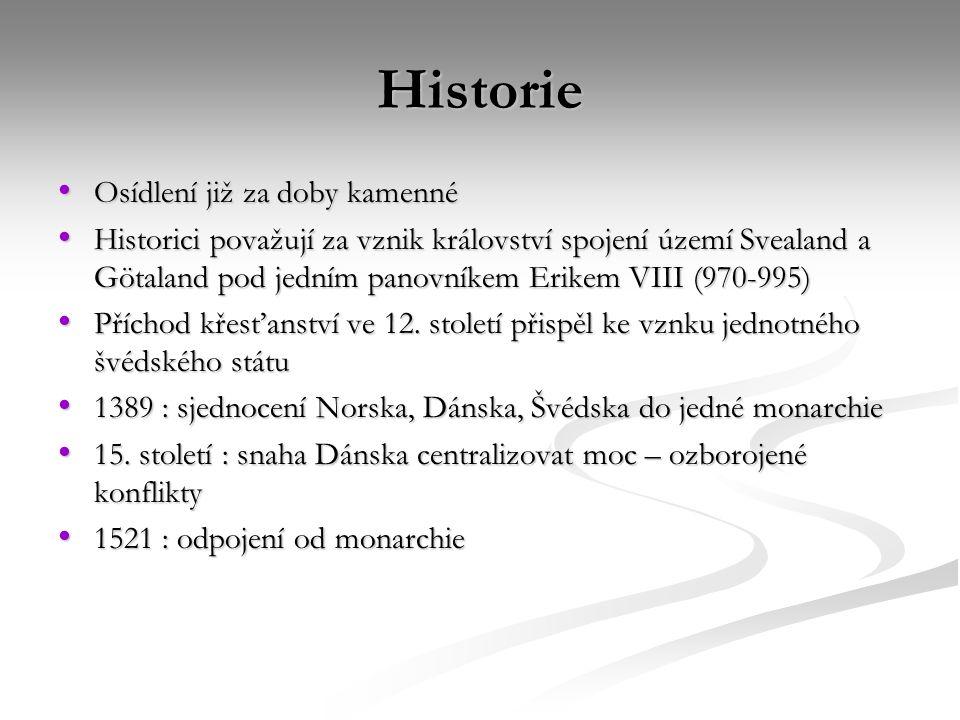 Historie Osídlení již za doby kamenné