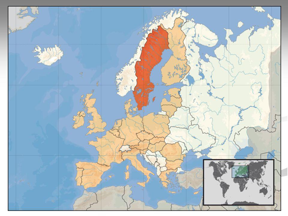 Geografie Skandinávské pohoří Botnický záliv Ostrovy : Gotland Öland