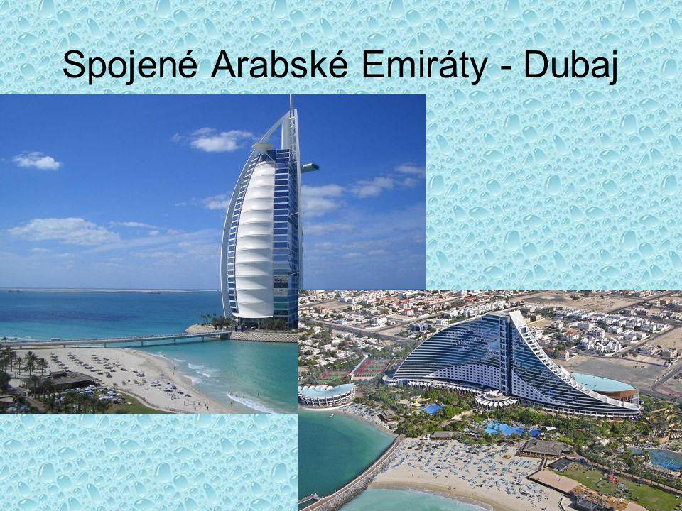 Spojené Arabské Emiráty - Dubaj