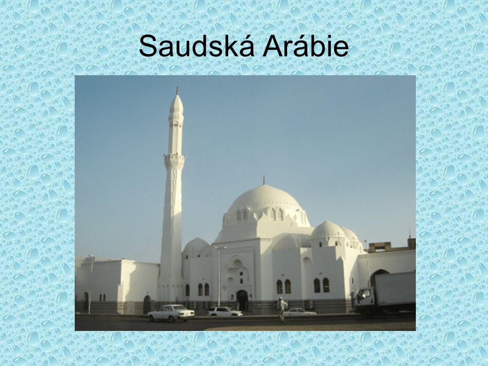 Saudská Arábie