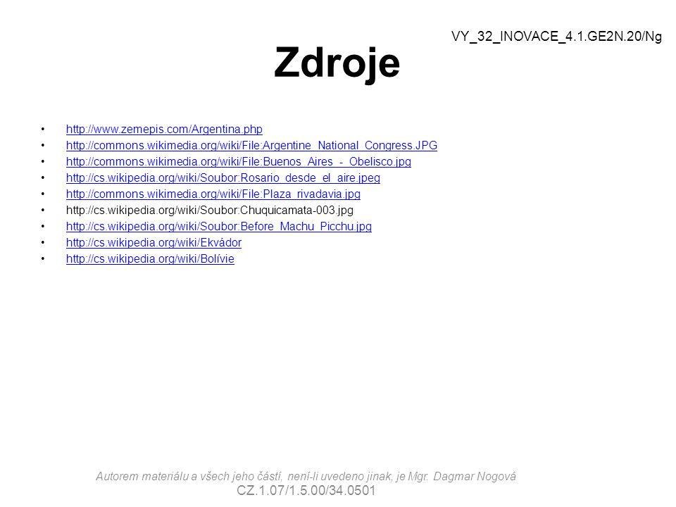 Zdroje VY_32_INOVACE_4.1.GE2N.20/Ng
