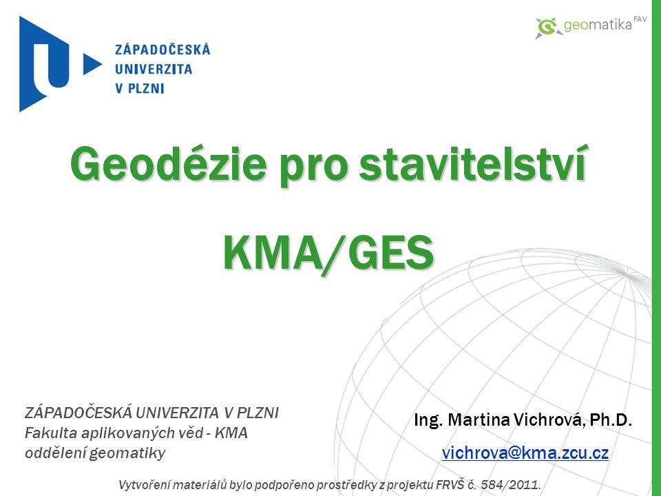 Geodézie pro stavitelství