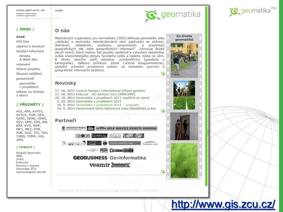 http://www.gis.zcu.cz/
