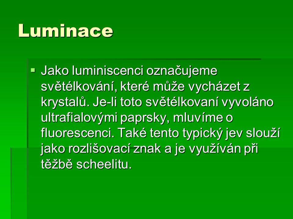 Luminace
