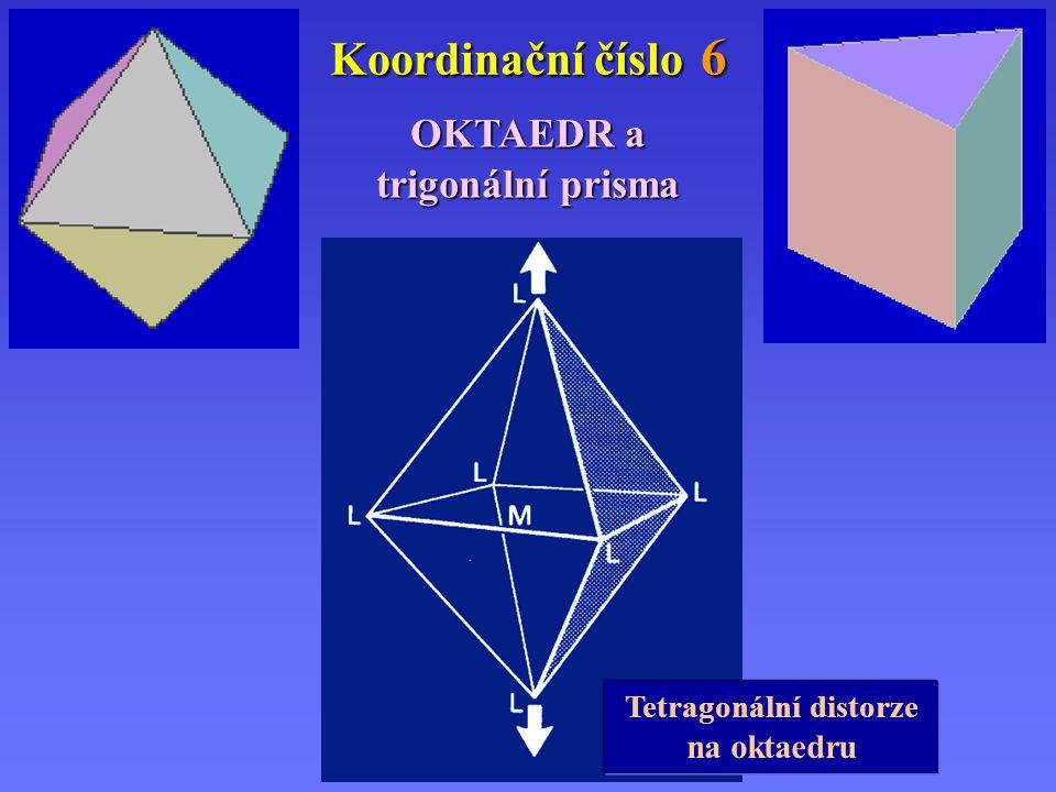 Tetragonální distorze