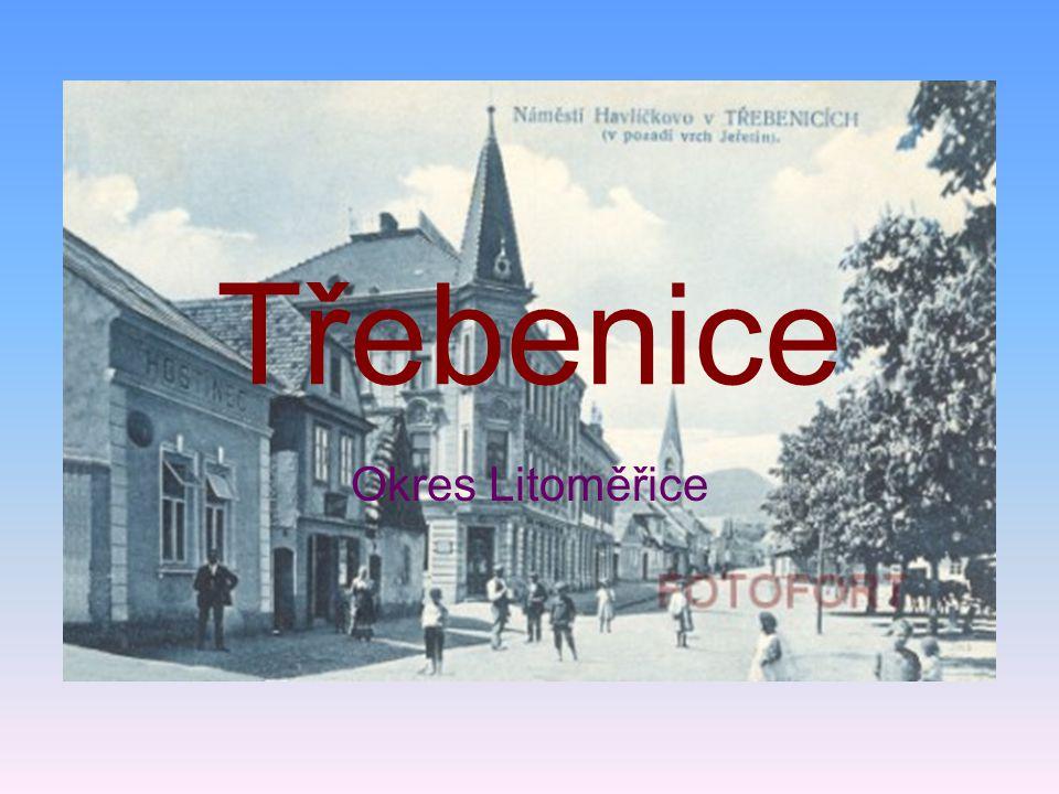 Třebenice Okres Litoměřice