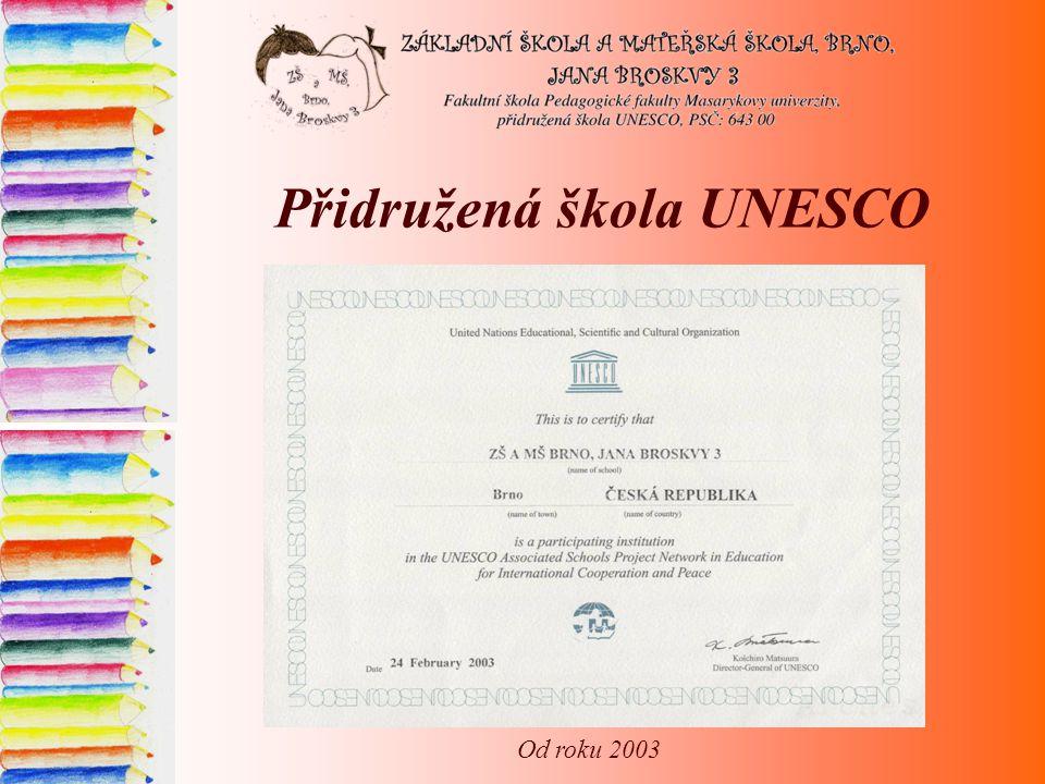 Přidružená škola UNESCO