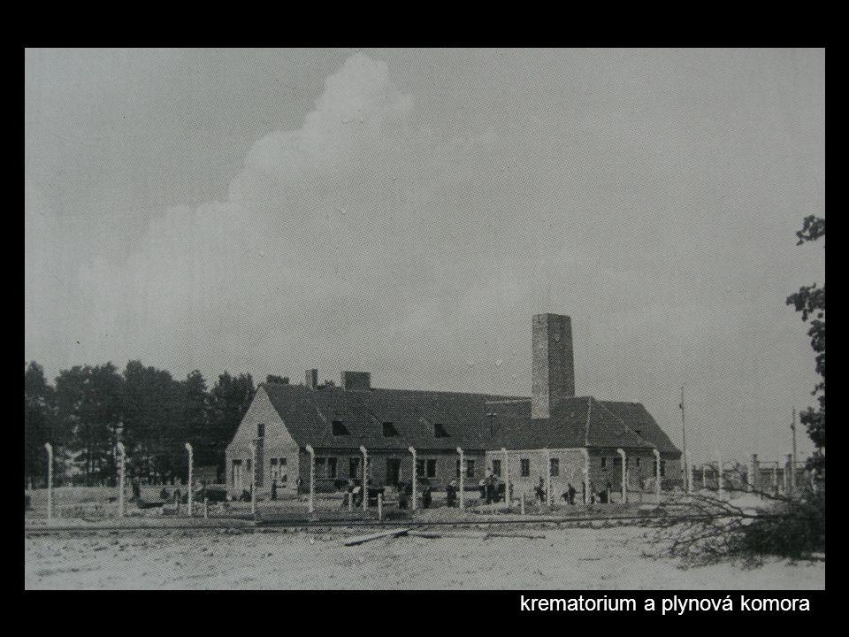 krematorium a plynová komora