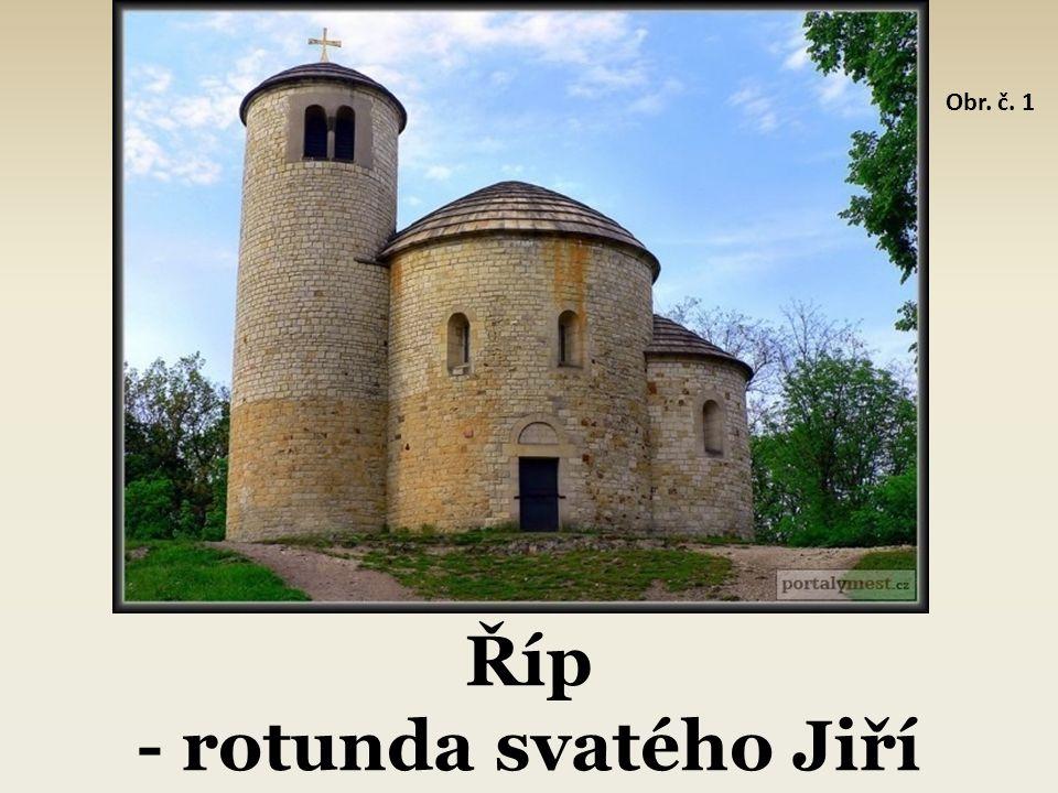 Říp - rotunda svatého Jiří