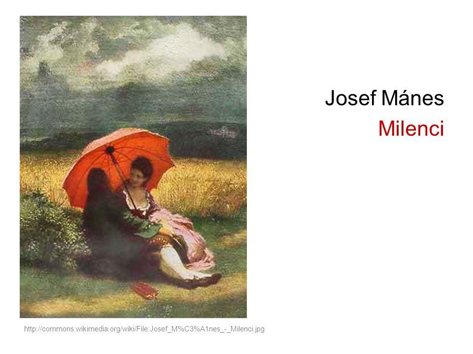 Josef Mánes Milenci http://commons.wikimedia.org/wiki/File:Josef_M%C3%A1nes_-_Milenci.jpg