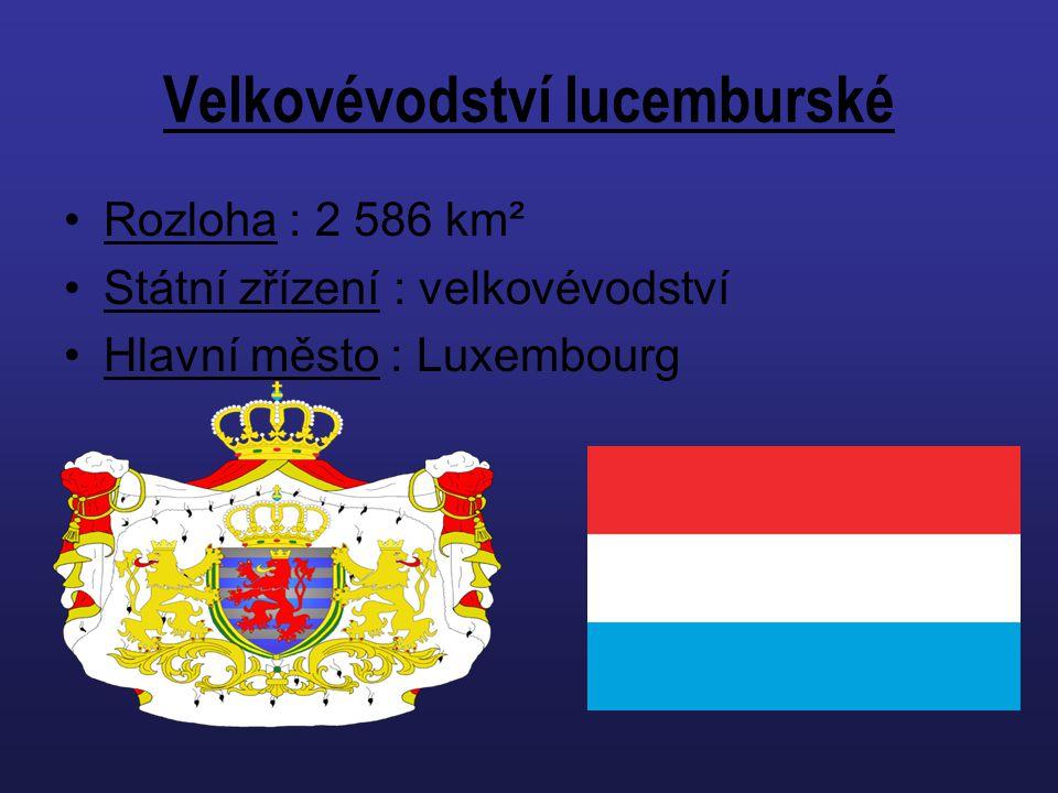 Velkovévodství lucemburské
