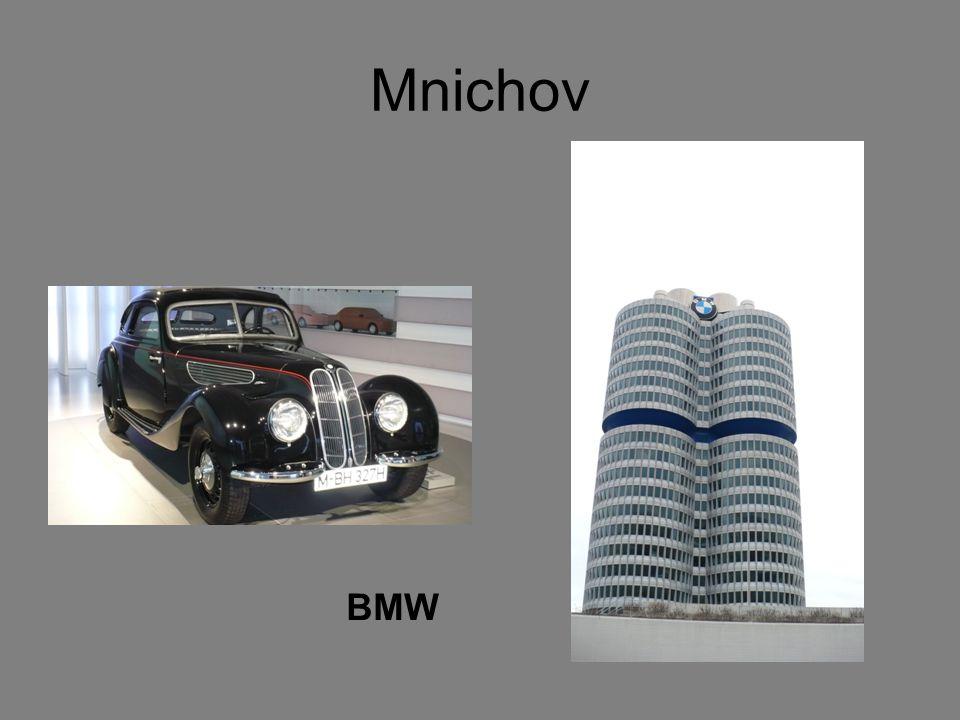 Mnichov BMW