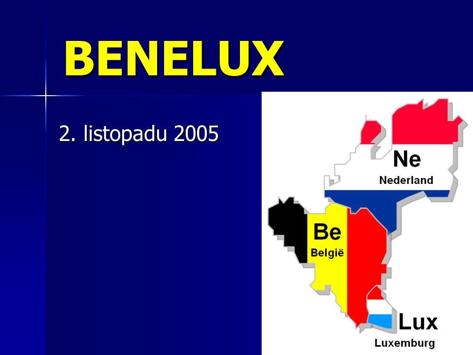 BENELUX 2. listopadu 2005
