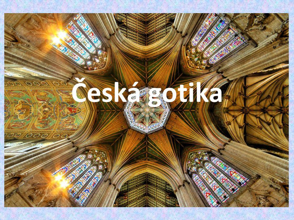 Česká gotika