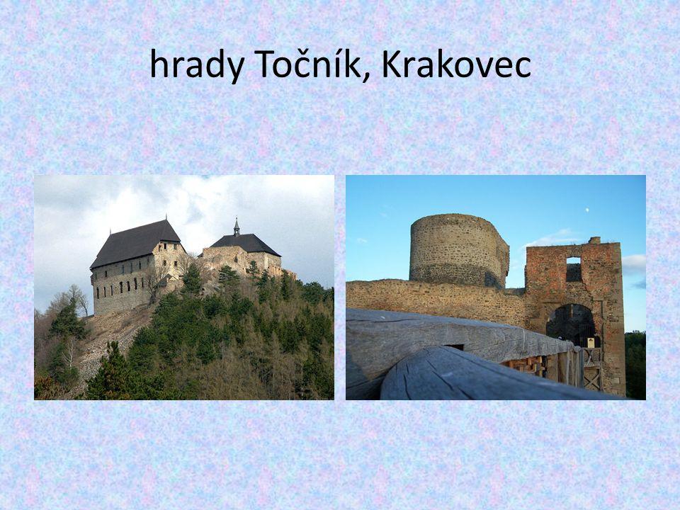 hrady Točník, Krakovec