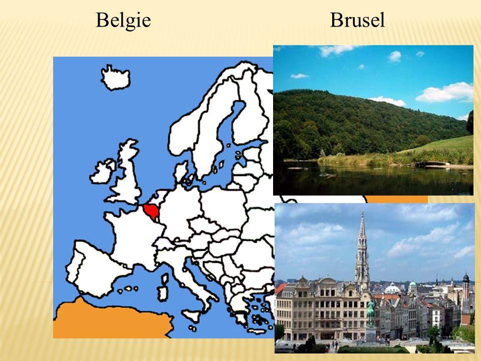Belgie Brusel