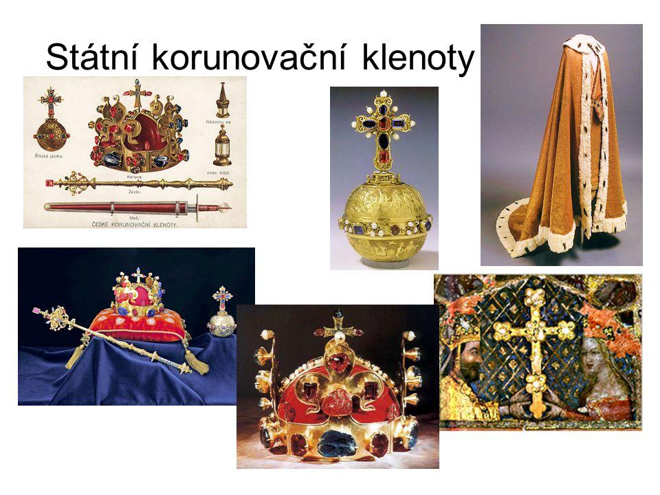 Státní korunovační klenoty